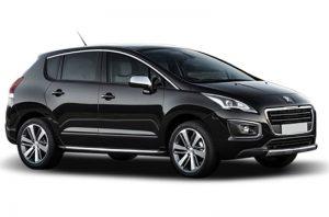 Location Voiture Senegal Peugeot 3008